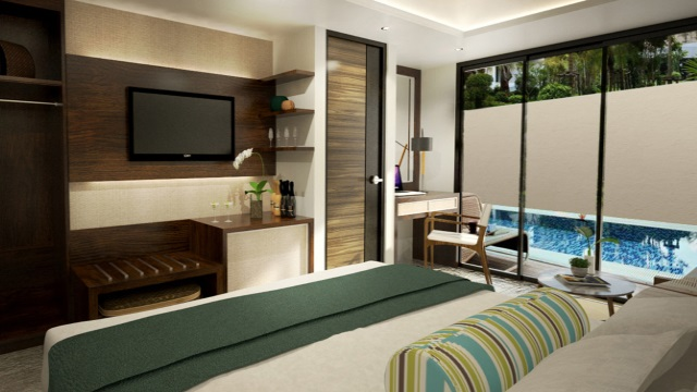 Premier Room at Henann Prime Beach Resort