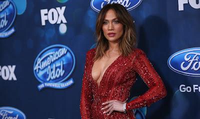 El look de Jennifer López en la final de American Idol