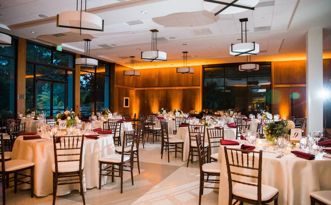 Cleveland Botanical Garden Wedding Venue