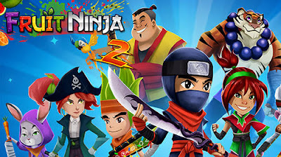 Fruit Ninja 2 Apk for Android