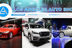 2017 LA automotive vehicle Show's A-Z Production And construct automotive Guide