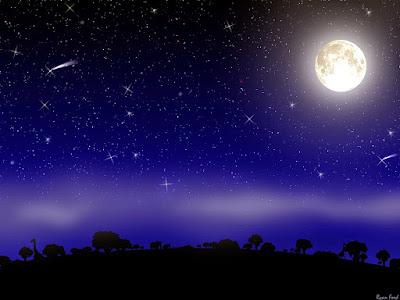 Mengapa Bintang Terlihat Berkedip