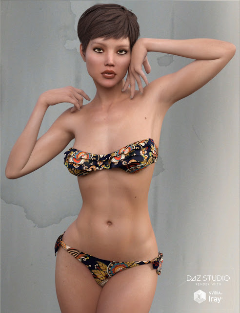 ECA Breeze for Genesis 3 Female