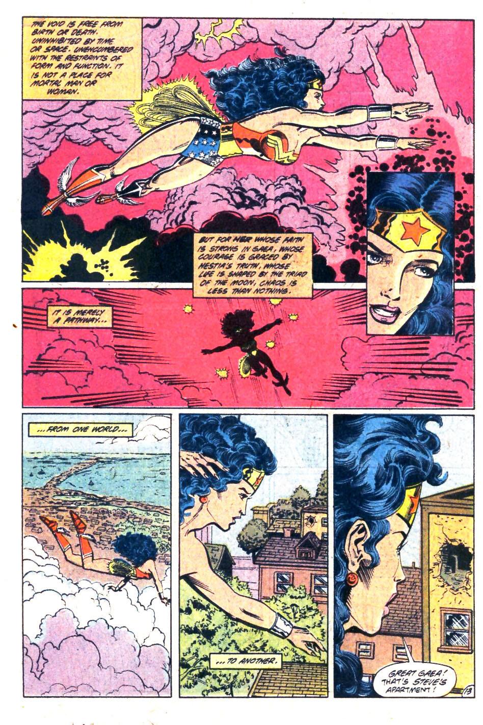Read online Wonder Woman (1987) comic -  Issue #36 - 14