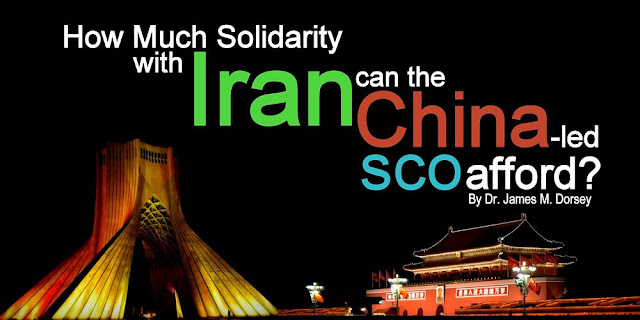 How Much Solidarity with Iran can the China-led SCO afford?