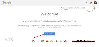 Create-g-mail-account