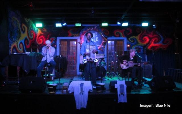 Casas de Jazz em Nova Orleans