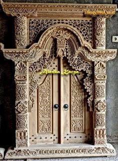 Pintu Jendela Ukir