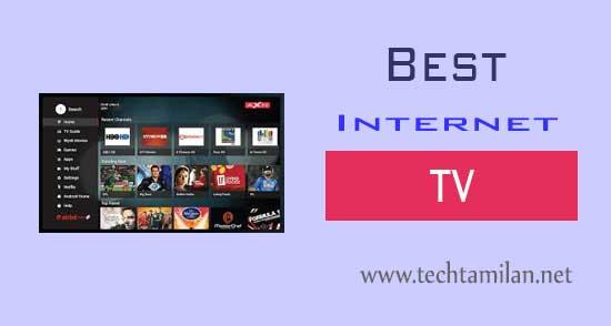 best internet tv