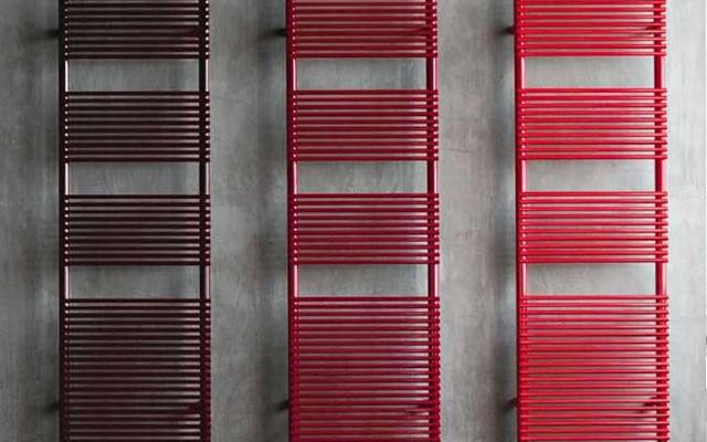 Marzua decorar con radiadores modernos for Decorar radiadores