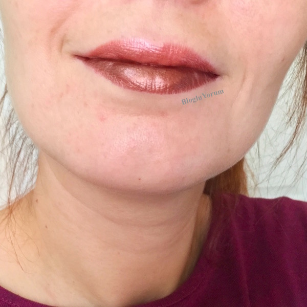 golden rose metals matte metallic lip crayon ruj 02 09 swatch