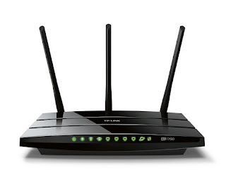 TP Link Award Winning Wireless Dual Band Gigabit Router AC1750 Archer C7