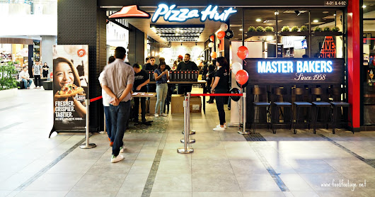 "Pizza Hut | ""Pan-triotic"" Party With BUNKFACE @ Sunway Velocity Mall"