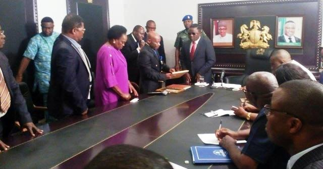Equatorial Guinea Consul-General shot