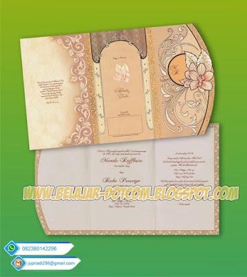 Download Settingan Blanko Undangan ERBA Lengkap Format Cdr