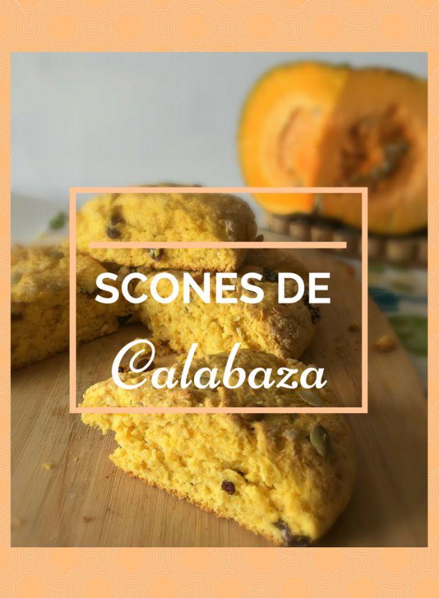 receta-scones-calabaza-http://bizcochosysancochos.blogspot.com/