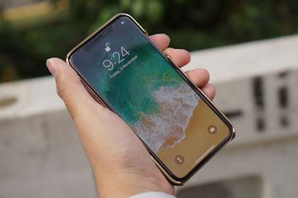 Kapan iPhone X Rresmi Dijual Di Indonesia?