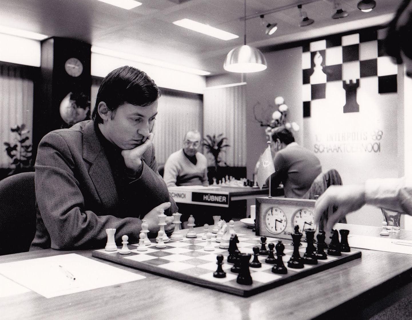 Le Russe Anatoly Karpov possède un des plus grands palmarès de l'histoire du jeu d'échecs