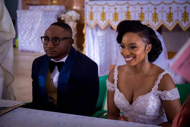 Adaugo Cynthia Ihekuna wedding