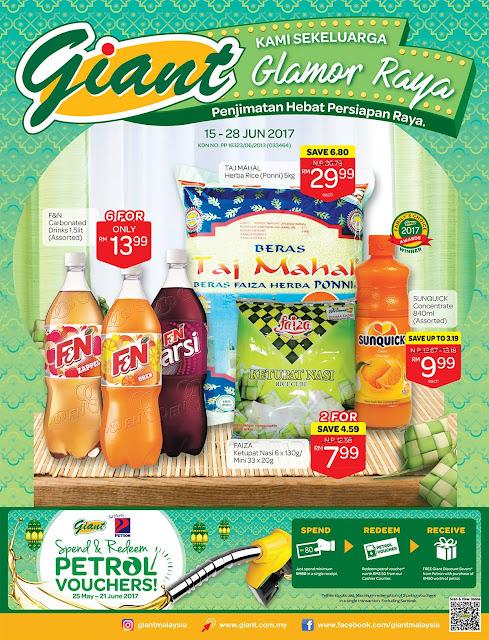 Giant Malaysia Catalogue Glamor Raya