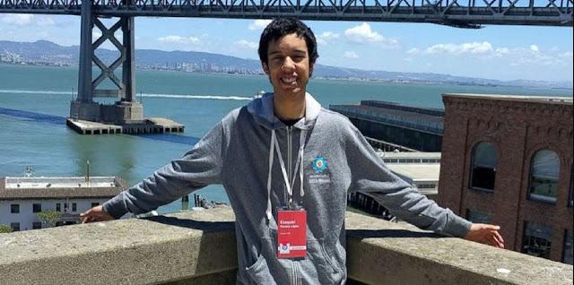 Wow ! Remaja Ini Mendapatkan Hadiah Uang 500 Juta Dari Google, Karena Menemukan Kelemahan Google !