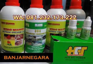 Jual SOC HCS, KINGMASTER, BIOPOWER Siap Kirim Banjarnegara