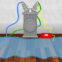 Play MouseCity Dangerous Room Escape