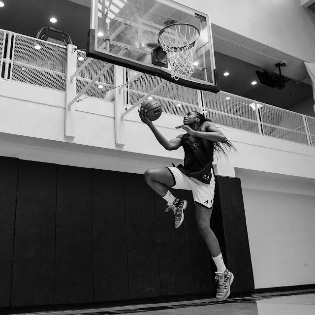 Sexy basket: Nneka Ogwumike