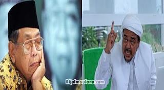 "Menunggu Permintaan Maaf Imam Besar FPI yang Hina Gus Dur ""Buta Mata Buta Hati"""