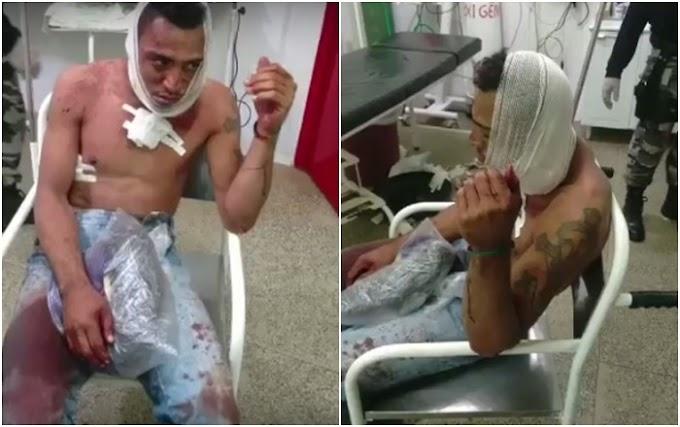 Homem invade casa e faz família refém em Morro do Chapéu do Piauí