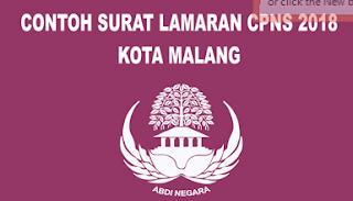 CPNS 2018 Kota malang
