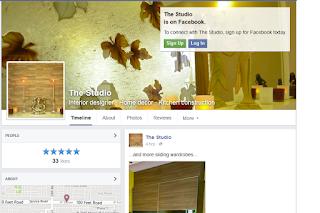 """The Studio"" - now on Facebook"