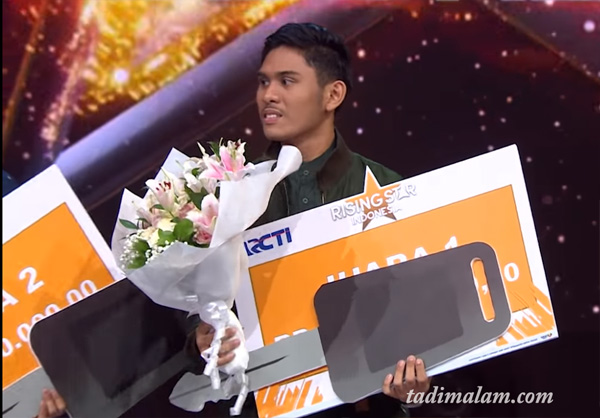Pemenang Juara Rising Star Indonesia 2019