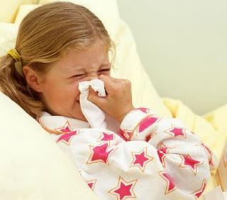 Anak Anda Terkena Flu? Kasih Saja Makanan Ini Waktu Anak Flu