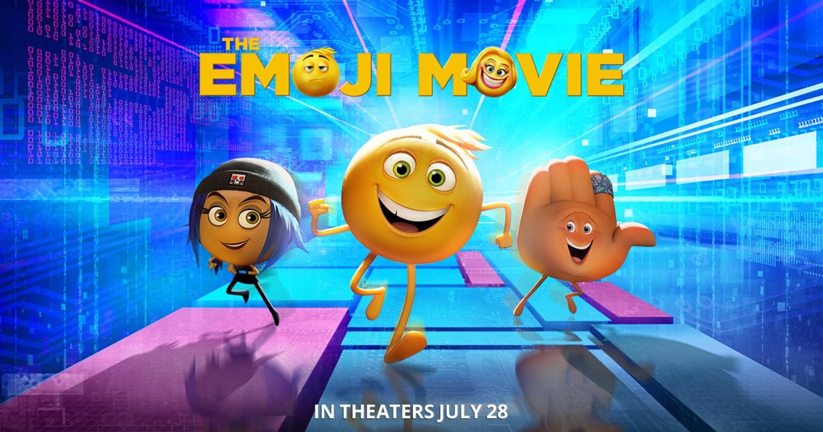Emoji movie (Filmkritika)