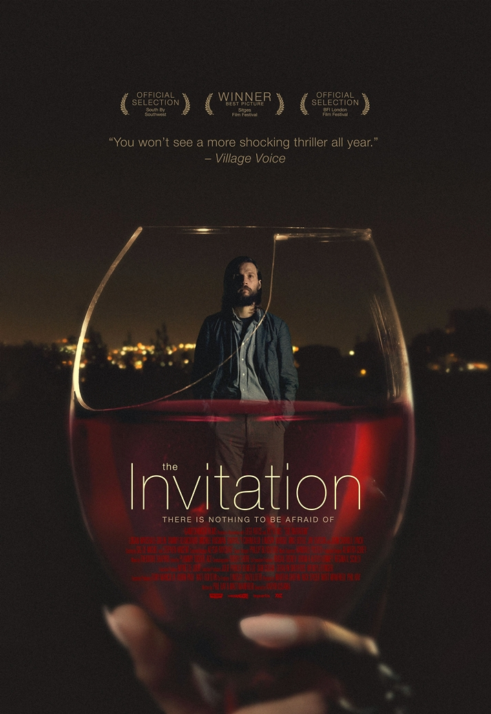 Póster: The invitation