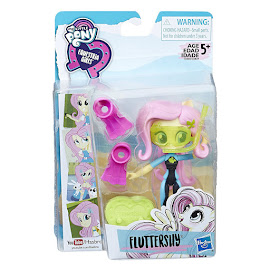 My Little Pony Equestria Girls Minis Beach Collection Beach Collection Singles Fluttershy Figure