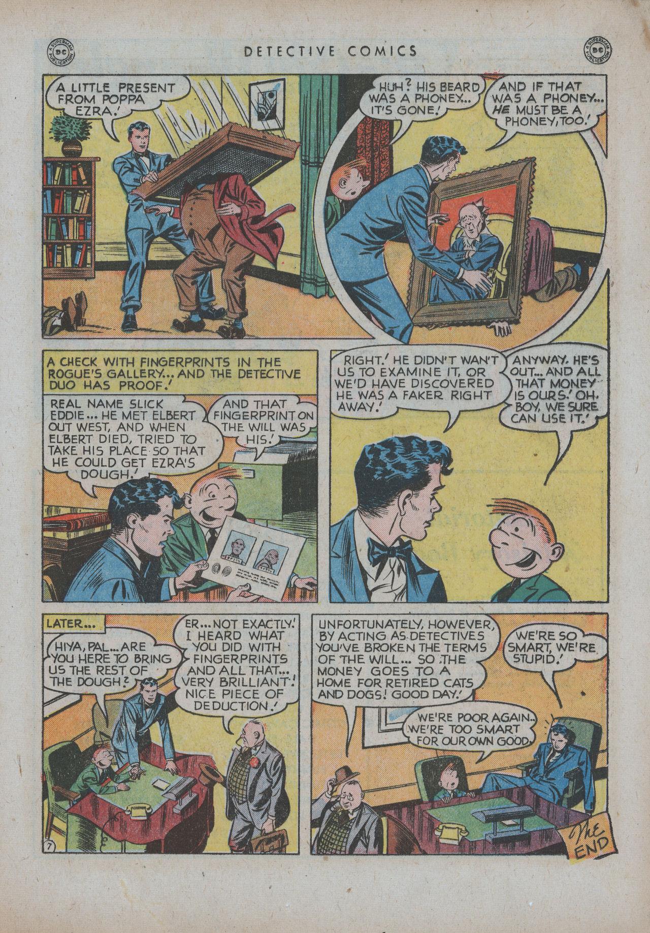 Detective Comics (1937) 151 Page 30