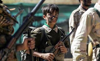 Pemberontak Syi'ah Houtsi Rekrut 900 Anak-anak untuk Dijadikan Tentara Sepanjang 2017