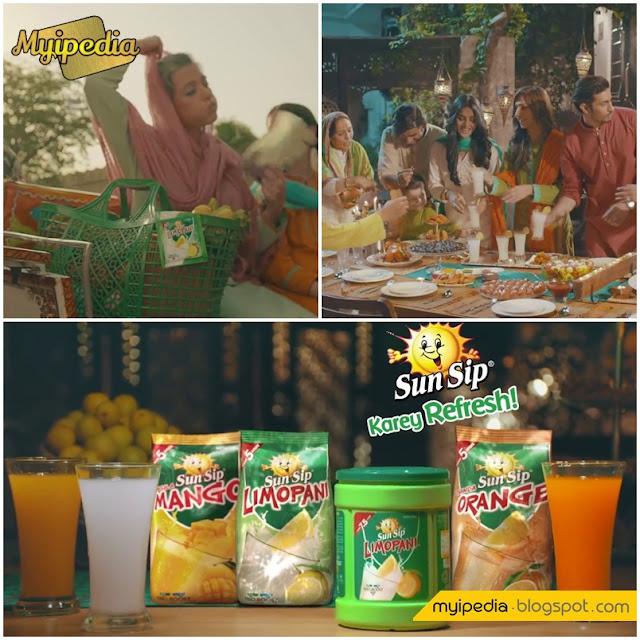 Hilal SunSip Ramazan TVC 2016