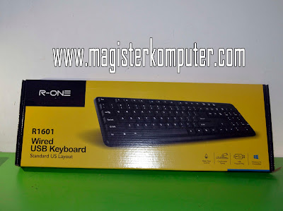 Jual Keyboard Komputer PC [R One] di Makassar