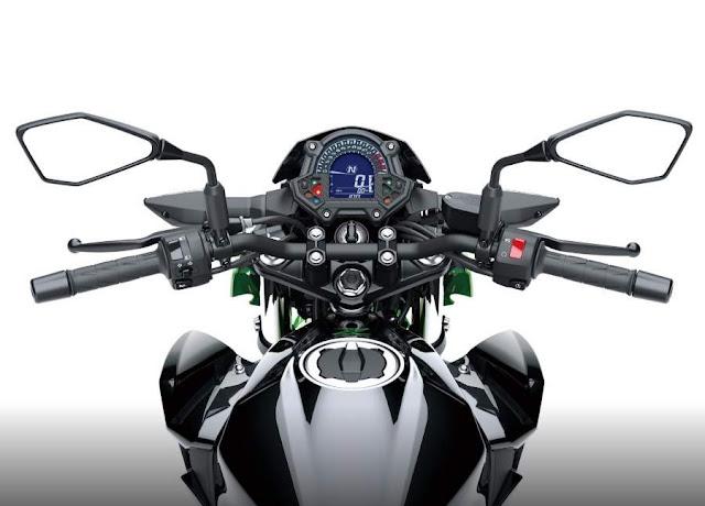 Spedometer New Kawasaki Z250 Malaysia