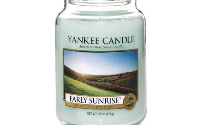 Unikaty: Yankee Candle Early Sunrise - Czytaj więcej »