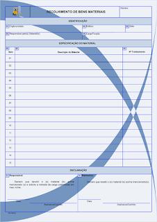 Formulário em pdf preenchível
