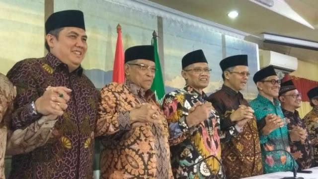Gelar Pertemuan, Muhammadiyah dan NU Hasilkan Empat Kesepakatan