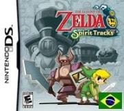 Legend of Zelda - Spirit Tracks