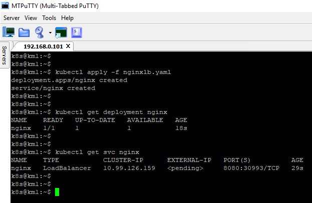 Exposing a K8S Service of Type LoadBalancer on Local Machine