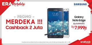 Harga Spesial Galaxy Note Edge Rp 7.999.000 Promo EraMerdeka