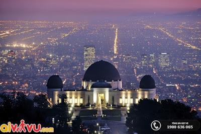 Đài thiên văn Griffith - điểm ngắm sao lý tưởng tại Los Angeles