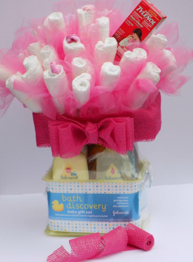 One Savvy Mom Nyc Area Mom Blog No Waste Diy Baby Shower Decor